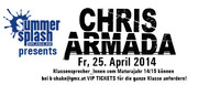 Summer Splash presents Chris Armada
