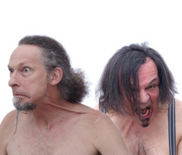 Leo Lukas & Simon Pichler - Schwarze Magie@Kabarett Niedermair