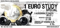 1,- Euro Student Night