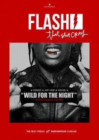 Flash - Wild for the Night | High Class Hip Hop und House@Babenberger Passage