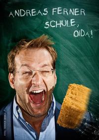 Andreas Ferner - Kabarett@Cselley Mühle