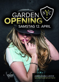 Garden Opening
