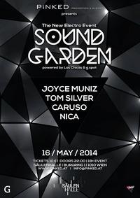 Soundgarden - meets Joyce Muniz @Säulenhalle