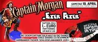 Captain Morgan Eier Feier@Brooklyn
