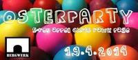 Osterparty@Bergwerk