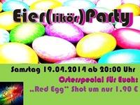Eier(likör)-Party