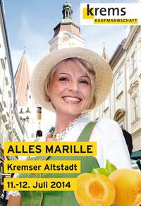 Alles Marille - Genuss- & Kulturfest in der Kremser Altstadt@Kremser Altstadt
