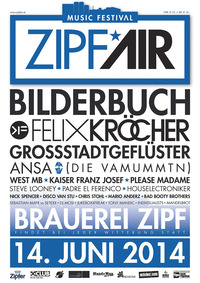 Zipfair Music Festival 2014