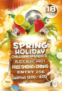 Spring Holiday@Chilli Bar