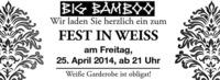 Fest in Weiss