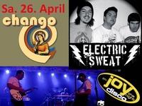 Chango & Electric Sweat live