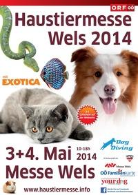 Haustiermesse Wels 2014