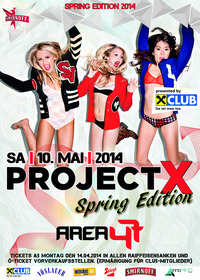 Project X | Spring Edition
