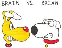Brian vs. Brain