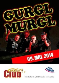 Gurgl Murgl live@Cafeti Club