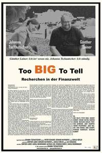 Too Big To Tell@Fachbuchhandlung des ÖGB Verlags
