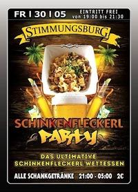 Schinkenfleckerl Party@Excalibur