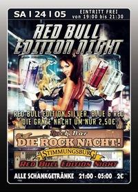 Red Bull Edition Night@Excalibur