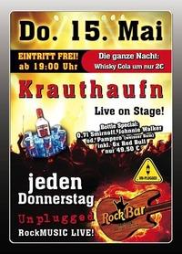 Krauthaufn Live@Excalibur