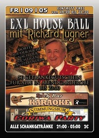 House Ball mit Richard Lugner@Excalibur