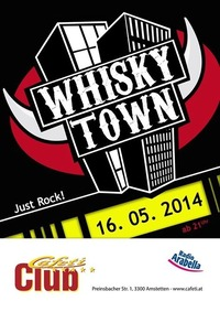 WhiskyTown live@Cafeti Club