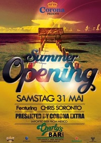 Summer Opening pres. by Corona