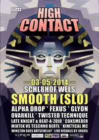High Contact Summer 2014@Alter Schl8hof Wels