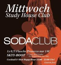 Study HouseClub@Soda Club
