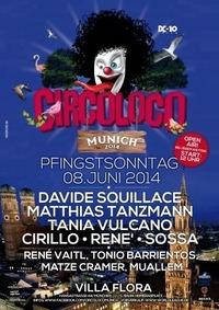 Circo Loco Munich Open Air 2014