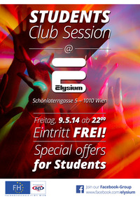 Students Club Session