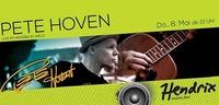 Pete Hoven - Live  Hendrix