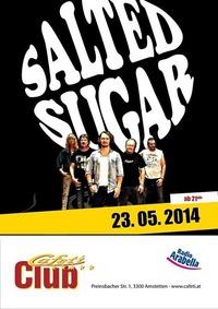 Salted Sugar live @Cafeti Club