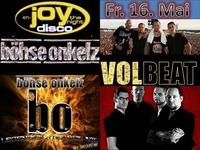 Böhse onkelz & Volbeat - Abend ;@Disco enJoy