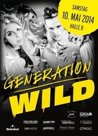 Generation Wild - Europe´s Wildest Party
