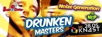 SmokenCherry pres. Drunken Masters