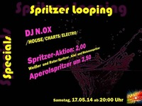 Spritzer Looping