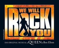 We Will Rock You - Das Original Musical von Queen  Ben Elton@Wiener Stadthalle