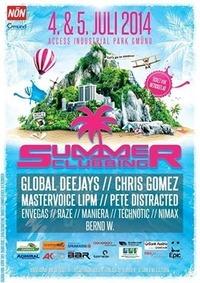 Summer Clubbing 2014