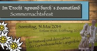 Sommerfest Langenlois 2014