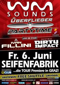 WM-sounds Überflieger Partytime: Ivan Fillini & Dirty Impact