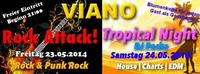 Viano Rock Attack / Tropical Night