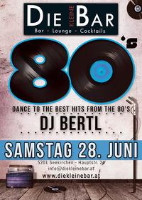 80´s Party@Die kleine Bar
