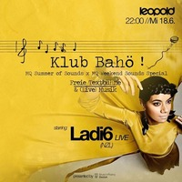 Klub Bahö!@Café Leopold
