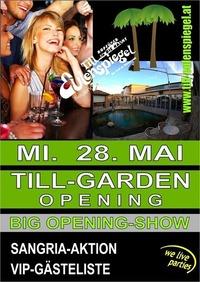 Till-Garden Opening