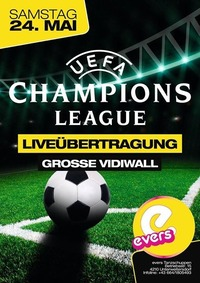 Liveübertragung Champions League@Evers