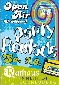 Party Roulade Open Air