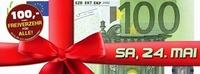100,- Euro für Alle