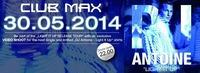 DJ ANTOINE  30.05.2014  Club Max  incl. Video Shoot for his next single@Club Max