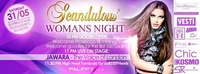 Scandalous Womans Night