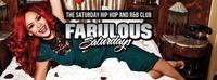 Fabulous Saturdays - We Love Hip Hop And R&B